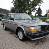 Volvo 240 Super Polar 1992 Grey Metallic