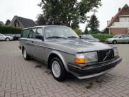 Volvo 240 Super Polar 1992 Grey Metallic