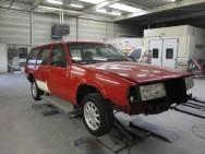 Volvo 940 Polar Estate Red 1998