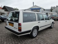 Volvo 940 Super Polar White 1997